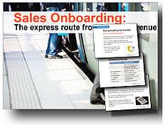 Inside Sales Onboarding