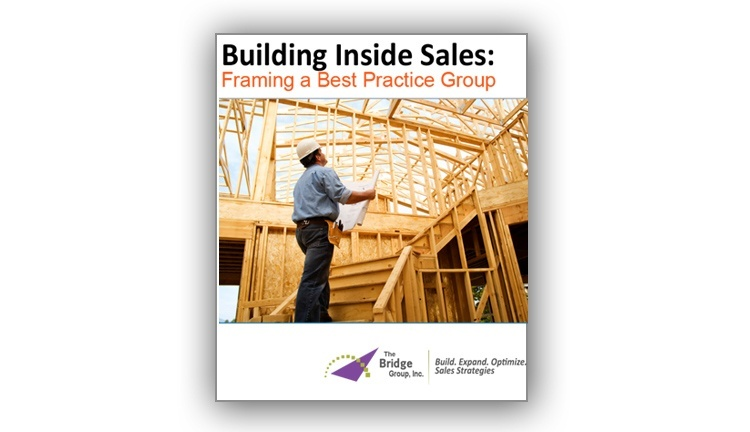 Building Inside Sales