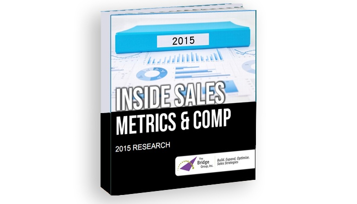 Inside Sales Metrics and Comp