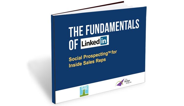 Fundamentals of LinkedIn for Sales Reps