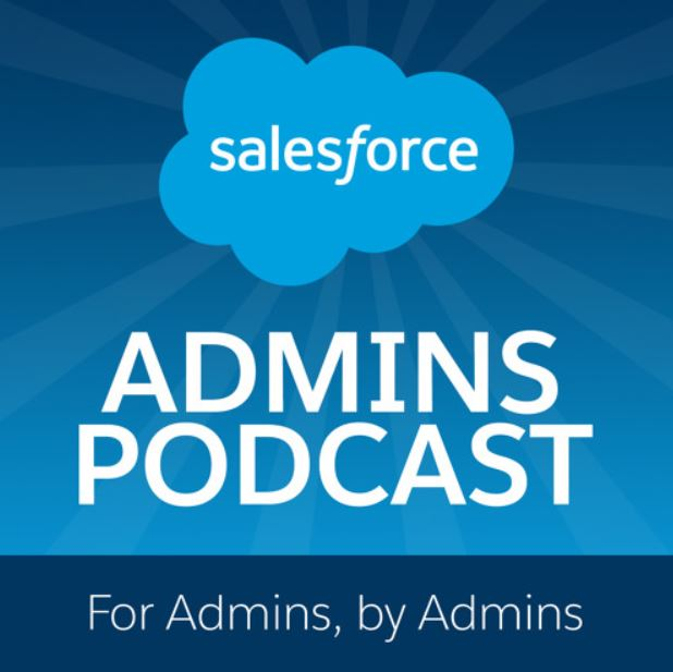 salesfroce admin podcast